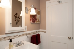 Knox Ave – Brightened Up Bathroom