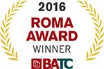 ROMA AWARD